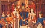 casament-de-sigibert-i-brunequilda-wikpedia-Manuscrit_du_XVeme_siecle_-_Mariage_de_Sigebert_et_de_Brunehaut